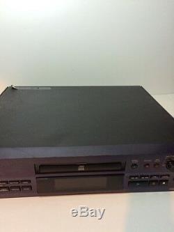 Hhb Cdr-850 CD Professionnel Switchs Rackables Enregistreur CD Avec Aes, Analog, Etc