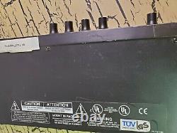 Lexicon Mpx 500 24 Bits Dual Channel Pro Audio Processeur D'effets Mont Rack