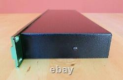 Ligne 6 Echo Pro Stéréo Echo /delay Rackmount Effets Processeur Xlr Complet