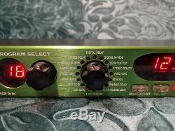 Line 6 Echo Pro Stereo Delay De Montage En Rack