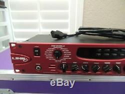 Line 6 Pod Pro Amp Modeler Multi-effets Processeur Rackmount Unité Rack