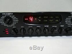Line 6 Pod Pro Basse Rack Multi Effect Unit - Cool