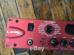 Line 6 Pod Pro Rack Guitar Multi Fx Processeur Bonne Cond