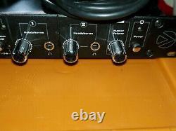 M-audio Profire 2626 Interface Firewire Avec Alimentation Pro Fire 26 26