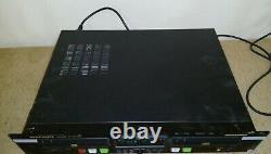 Marantz Cdr500 Professional Audio CD Audio Player Enregistreur Rack Mount Powers On