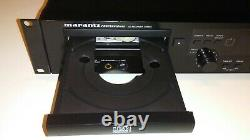 Marantz Cdr632 Professional Audio CD Audio Player Rack Mount (très Propre)