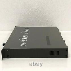 Master-pro Audio Amp-2000 Rack Stéréo Vu-mètre Du Japon (tg) # 002