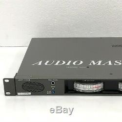 Master-pro Audio Amp-2000 Stéréo Rack Vu-mètre Du Japon (tg)