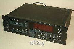 Md-801r Tascam Professional Studio Minidisc MD Lecteur Enregistreur Rackmount