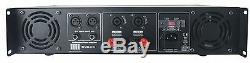 Musysic 2 Canaux 3200 Watts Amplificateur De Puissance Professionnel 2u Montage En Rack Sys-3200