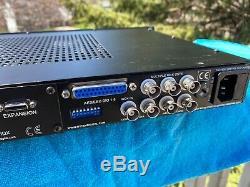 Mytek 8x192 Adda Converter Avec Pro Tools, Avid Hdx Carte Dio
