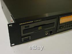 Nettoyer Marantz Pmd340 De Montage En Rack Professionnel Lecteur CD Avec Télécommande