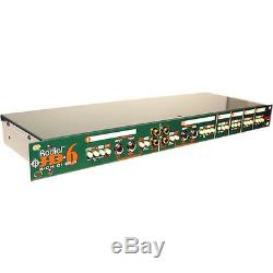 New Radial Engineering Jd6 Six Canaux DI Direct Box Rackmount Passive Pro Nouveau