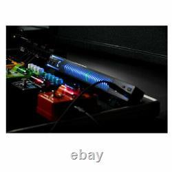 Nouveau Korg Pb05 Pitchblack Pro 19 Pouces 1u Rackmount Guitar Et Bass Tuner