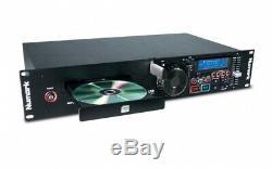 Numark Mp103usb Professional Rack Mount Dj CD / Lecteur Mp3 Avec Entrée Usb