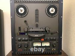 Otari Mx5050 Bii2 2tr Ou 4tr, 2-ch Pro R2r Tape Deck Avec Rack Mounts Ears