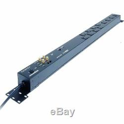 Panamax Vt4315-pro Verticale Rackmount Power Conditioner Avec Contrôle Ip
