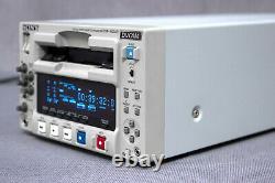 Parfait! Sony Dsr-1500ap Dvcam DV Enregistreur Vidéo Professionnel Minidv