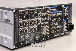 Parfait! Sony Dvw-m2000p Digital Betacam Professional All Format Recorder Sdi