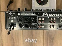 Pioneer Djm-5000 Mélangeur Dj Mobile De Rack Professionnel