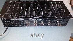 Pioneer Djm-5000 Professional Rackmount Mobile Dj Mixer