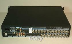 Pixel Magic Crystalio II Pro Vxp Vps-3800 19 Rackmount Video Scaler Processeur