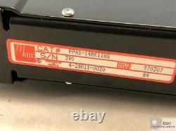 Ppa1-14mkiins Adc Pro Audio Patchbay 1ru Rackmount 2x24 Longframe Qcpii Nouveau