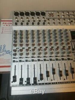 Pro Sound Behringer Eurorack Mx-1804x De Montage En Rack Mixer Non Adaptateur