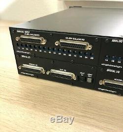 Pro Tools 192 Digidesign Interface Hd Avec Analogique Et Numérique Cartes