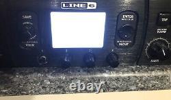 Processeur De Guitare Multi-effets Pod Hd Pro X Rackmount De Ligne 6
