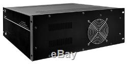 Pyle Canal Home Cinéma Amplificateur De Montage En Rack Black Power Amp Pro Sound Design