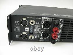 Qsc Audio Plx3002 Pro 3000 Watt 2 Canaux D'amplificateur De Puissance De Montage En Rack Guc
