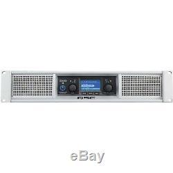 Qsc Gxd4 Professional Avec Amplificateur De Puissance De Montage En Rack Dsp Amp 1600w