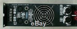 Qsc Rmx 2450 2 Canaux Pro Power Amplifier Rack Mount Excellent État