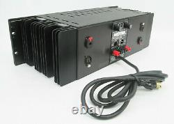 Rack Mount Bryston 3b Professional Stereo Power Amplificateur 400 W @ 8 Ohm