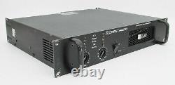 Rack Mount Crest Audio Pro 9200 Amplificateur De Puissance Professionnel #2680