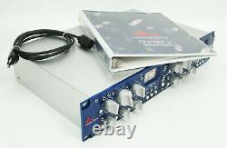 Rack Mount Dbx 160s Compresseur Professionnel / Limiteur + Liant Manuel