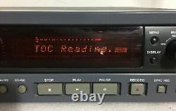 Rack Mount Tascam Cd-rw2000 Enregistreur CD Professionnel / Rédacteur
