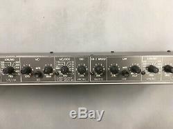 Rane Ac 23 Module Actif Crossover (pas D'alimentation Cordon) Ac23 Rack Pro Audio