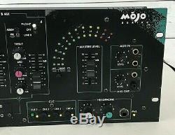 Rane Mojo MM 8z Professional Dj Mixer Testé Travailler Avec Alimentation Rack