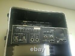 Rare Vintage Akai S3200xl S3200 XL Montage D'échantillonneur Professionnel Avec Disque De Démarrage