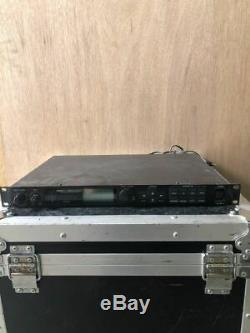 Rare Yamaha D5000 Digital Delay Professional Effet 1u De Montage En Rack Du Japon