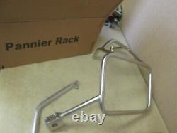 Sac Latéral Pro Sport Pannier Montage Racks Kit Bmw F650gs F700gs F800gs