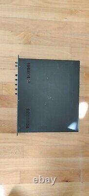 Sampler Professionnel Yamaha A3000 Rack Mount Avec Carte SCSI