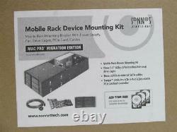 Sonnet Mr-mpm-x3hd Mobile Rack Device Montage Kit Mac Pro Migration Ed Scellé