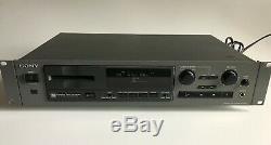 Sony Minidisc Mds-e58 De Montage En Rack Professional Audio