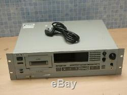 Sony Pcm-2800 Bande De Montage En Rack Professionnel Dat Audio Numérique Et Lecteur