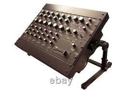 Support De Fixation En Acier 6u Pour Dj Mixer Pro-stand Djst-al6w Nouveau