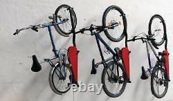 Support De Levage Automatique De Mur De Bicyclette De Montage Pro Et Support De Mur Suspendu