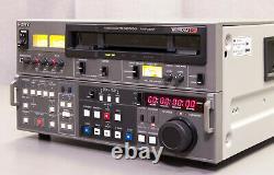 Surveillez-le! Enregistreur Vidéo Professionnel Sony Pvw-2800p Betacam Sp